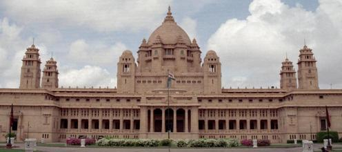 Umaid Bhawan, Rajasthan Travel