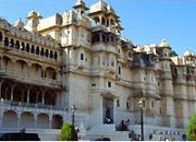 City Palace Udaipur, rajasthan palace tour package