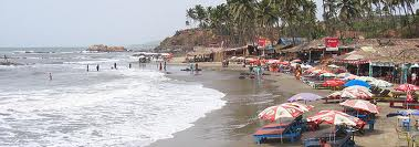 Beach in Goa, Goa Tour