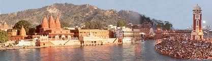 Haridwar, Golden Triangle Package Tours in India