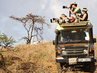 Bandhavgarh Jeep Safari