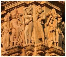 Group Temples of Khajuraho