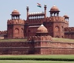 Red Fort,Delhi Agra Travel
