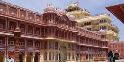 City Palace Jaipur, Golden Triangle Package Tour
