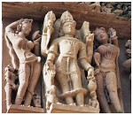 Erotic Temples of Khajuraho